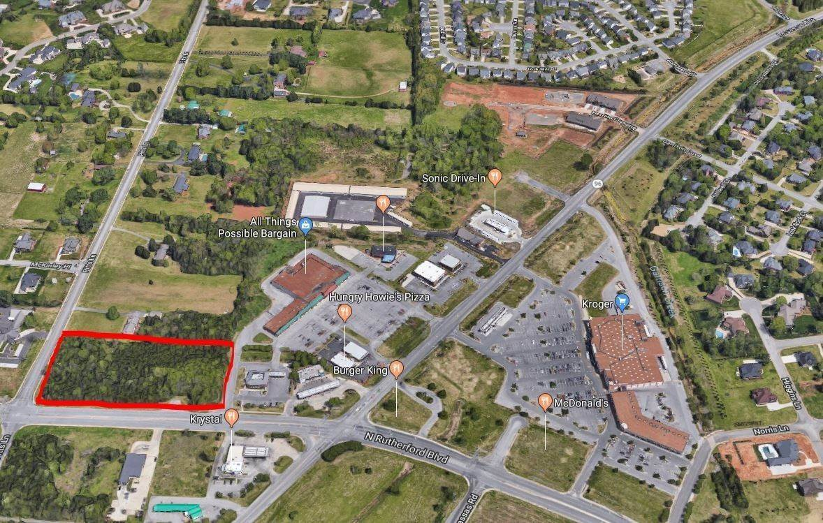 Land for Sale at East Northfield Blvd, E Murfreesboro, Tennessee 37129 United States