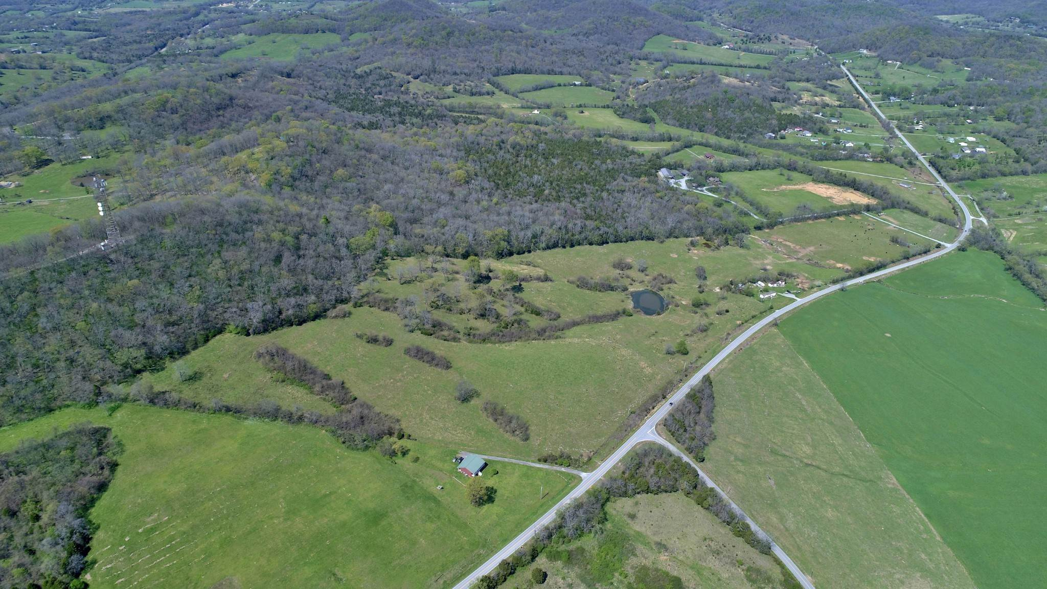 Farm for Sale at Templow Road Bethpage, Tennessee 37022 United States