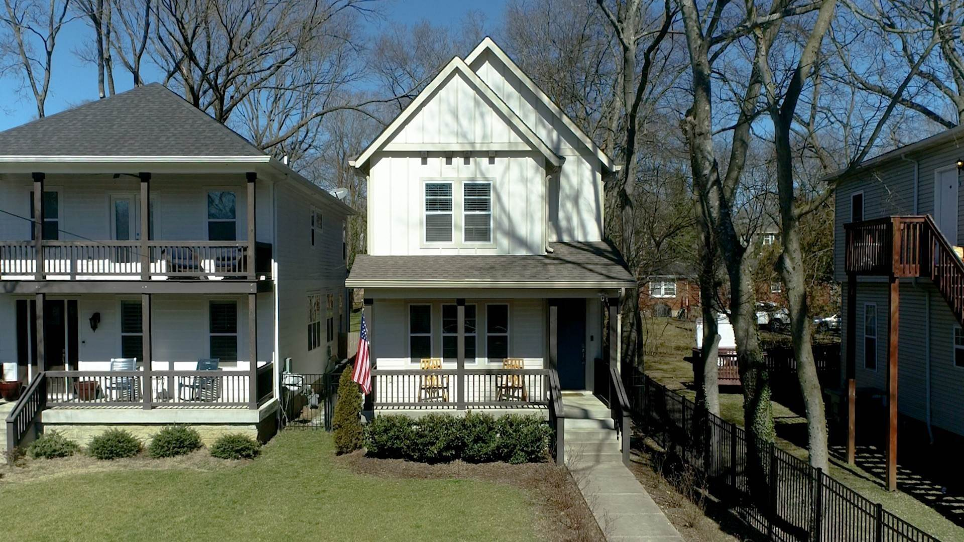 41. Single Family Homes for Sale at 1127b Chester Avenue Nashville, Tennessee 37206 United States
