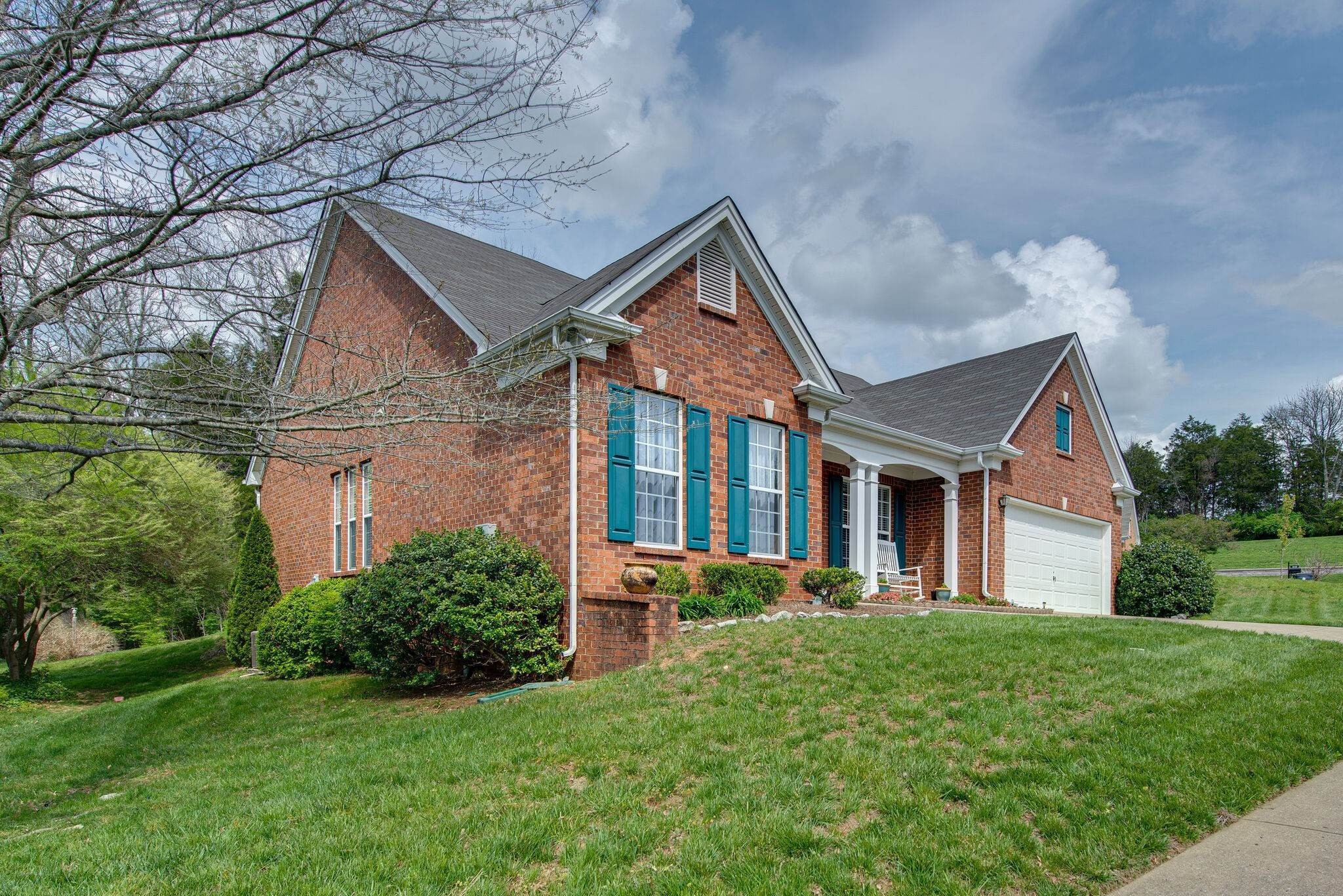 Single Family Homes for Sale at 1528 Gesshe Court Brentwood, Tennessee 37027 United States