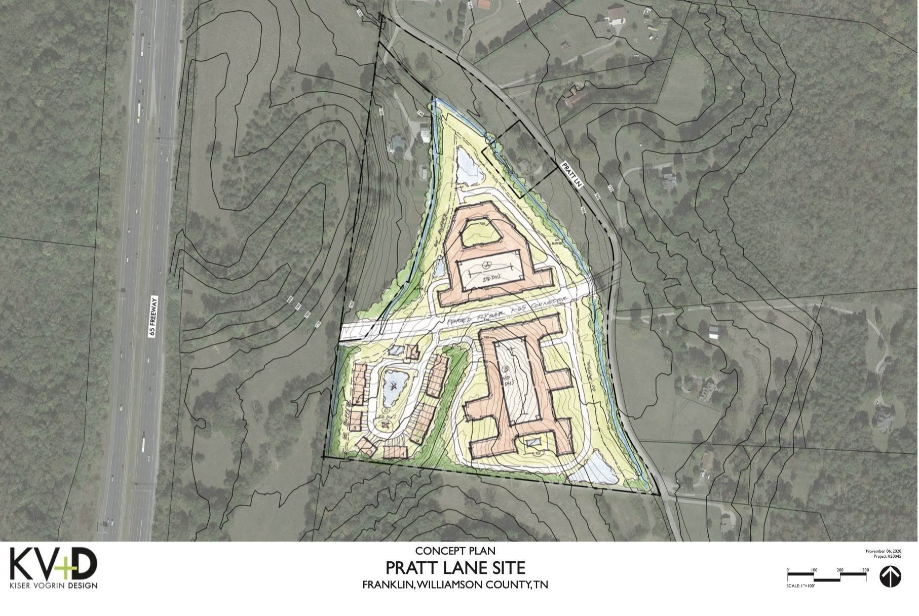 Commercial for Sale at Pratt Lane Franklin, Tennessee 37064 United States