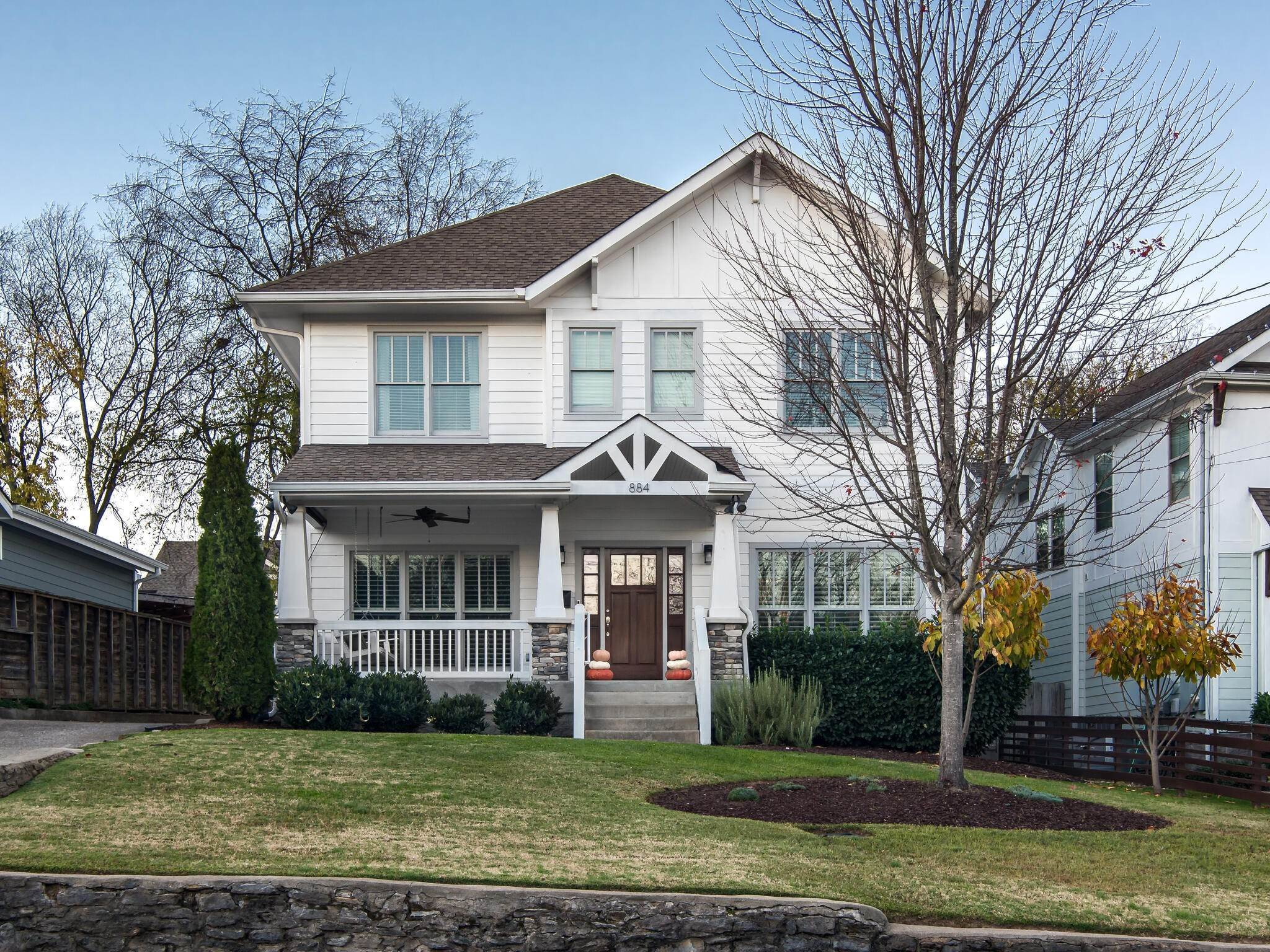Single Family Homes for Sale at 884 Montrose Avenue Nashville, Tennessee 37204 United States