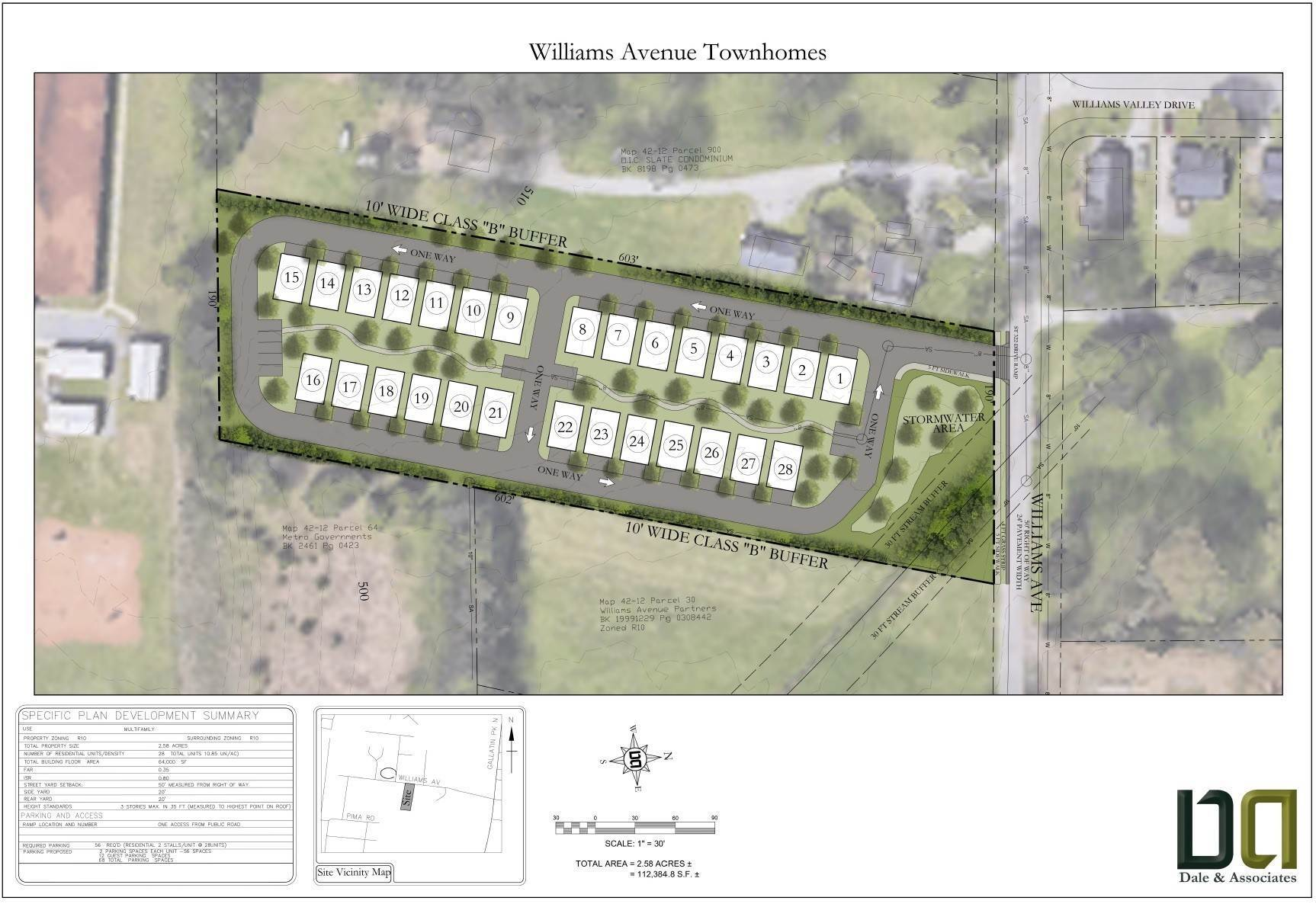 Land for Sale at 319 Williams Avenue Madison, Tennessee 37115 United States