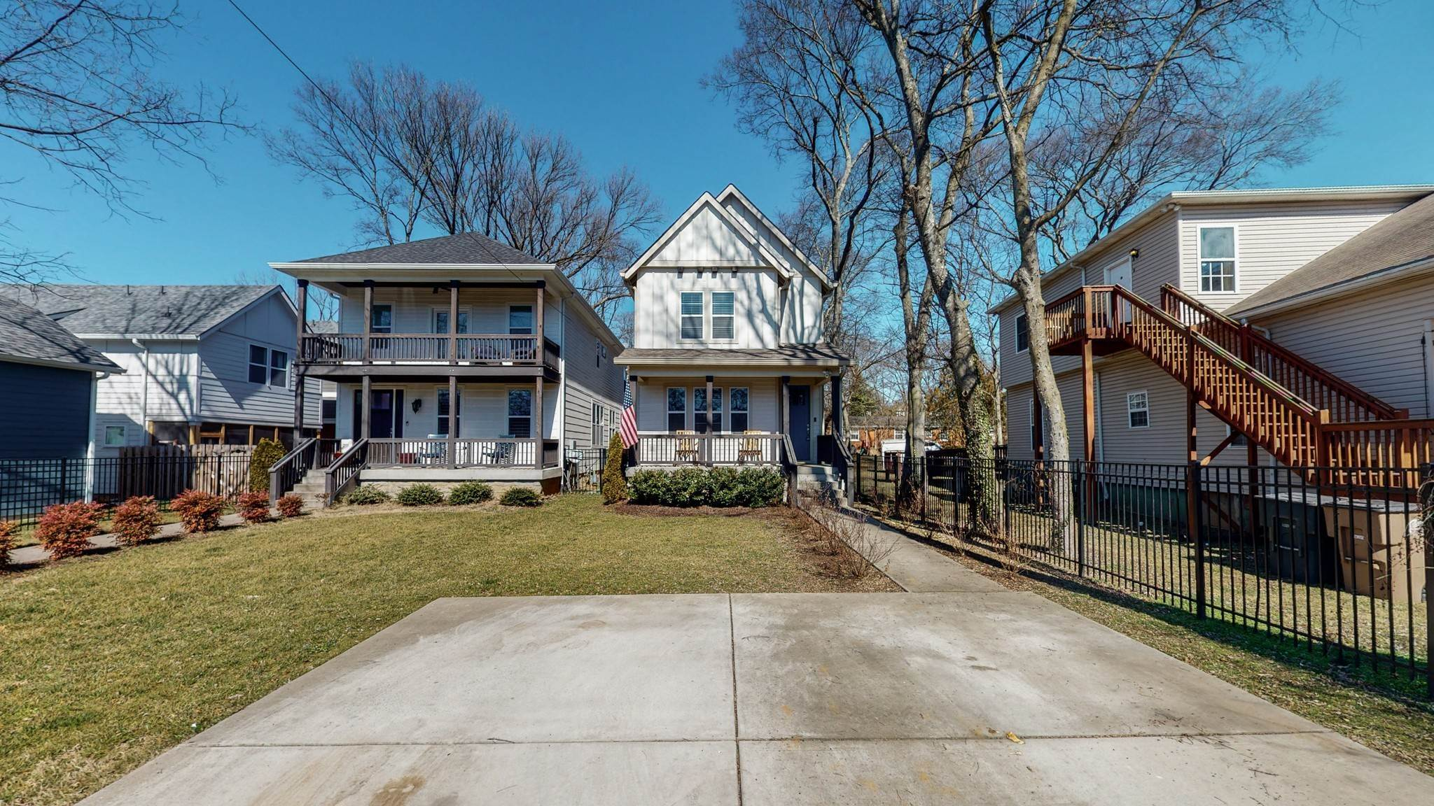 29. Single Family Homes for Sale at 1127b Chester Avenue Nashville, Tennessee 37206 United States