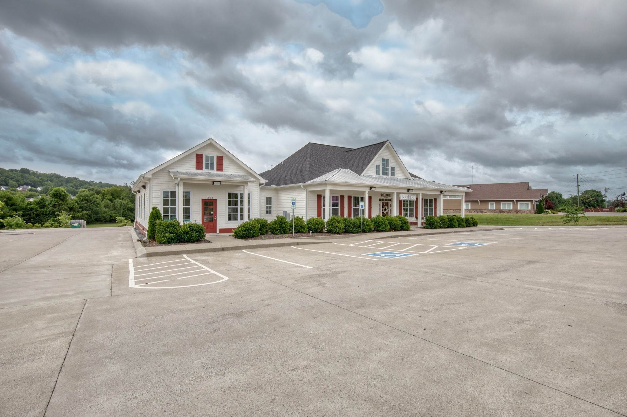 Commercial for Sale at 1253 Rock Springs Road Smyrna, Tennessee 37167 United States