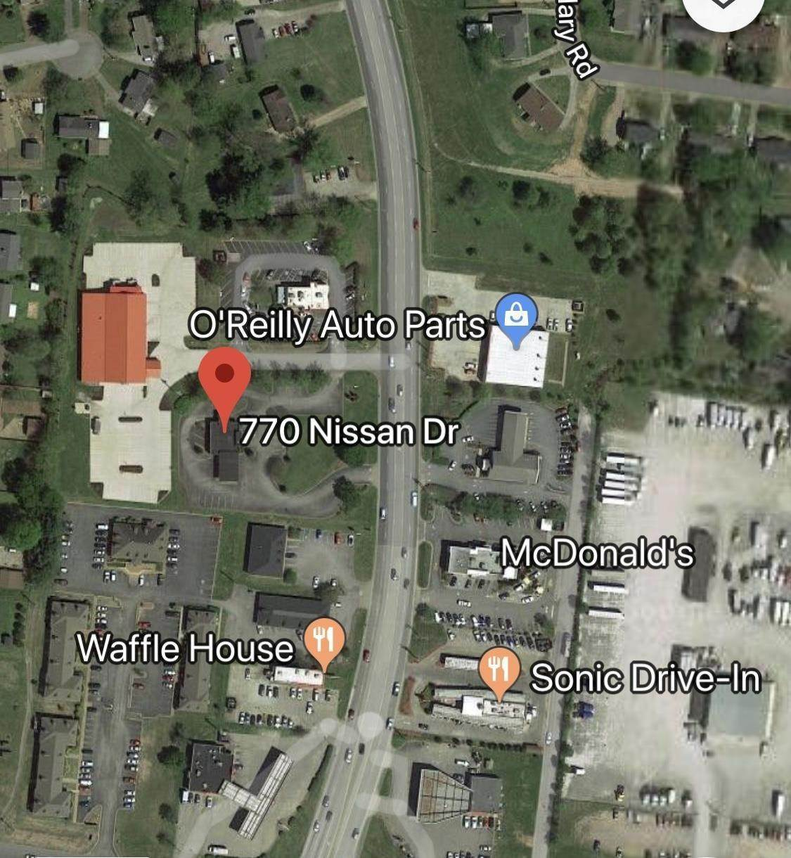 Commercial for Sale at 770 Nissan Drive Smyrna, Tennessee 37167 United States