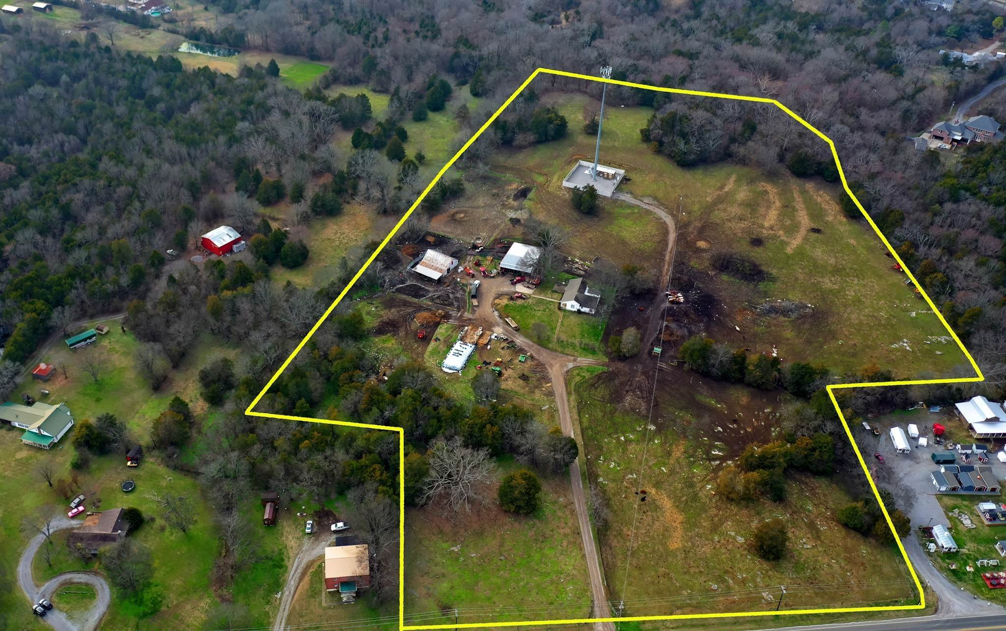 Property for Sale at 7375 Nolensville Road Nolensville, Tennessee 37135 United States