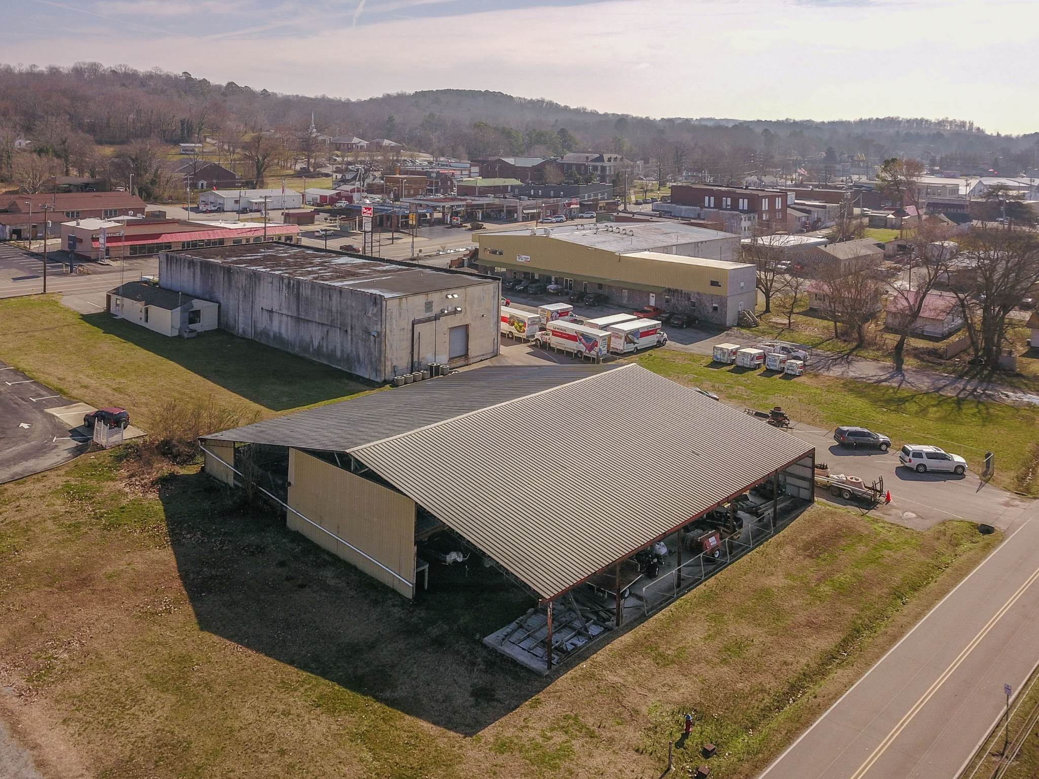 Commercial for Sale at 208 N. Main Street Ashland City, Tennessee 37015 United States