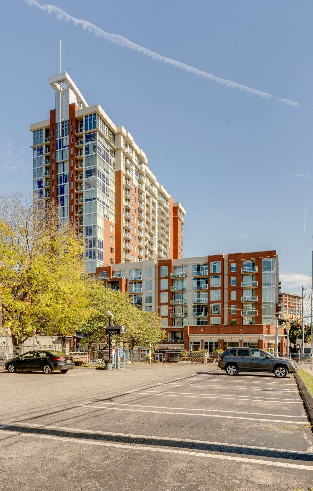 16. High Rise for Sale at 600 12th Ave, S Nashville, Tennessee 37203 United States