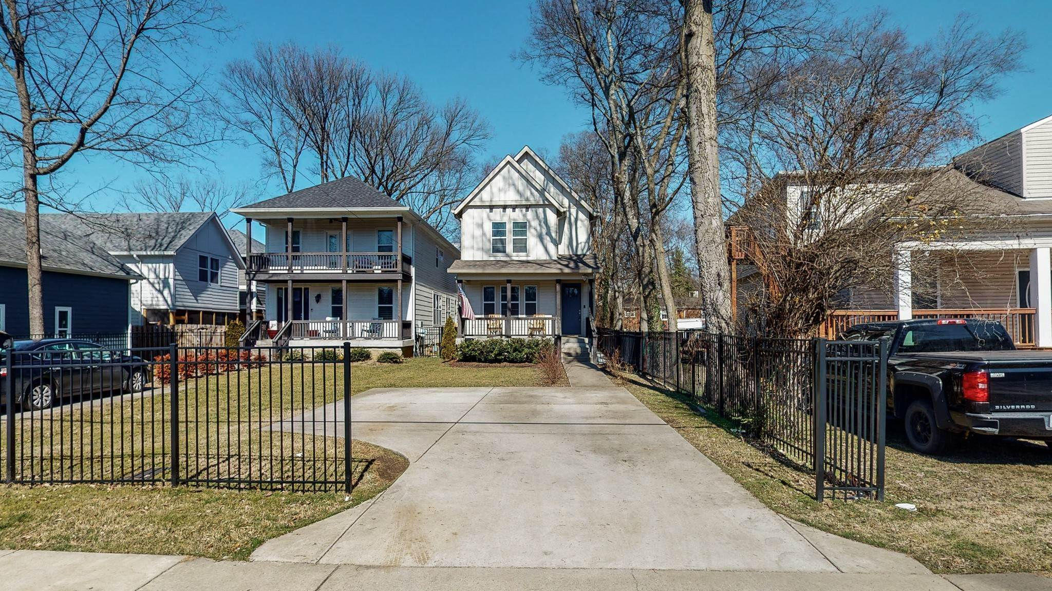 30. Single Family Homes for Sale at 1127b Chester Avenue Nashville, Tennessee 37206 United States