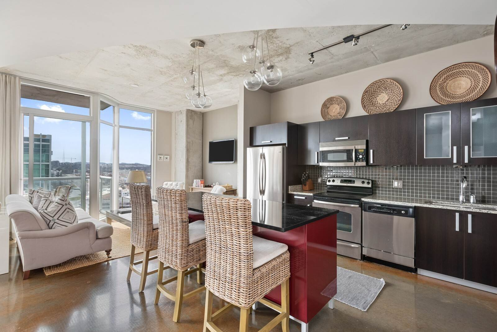 6. High Rise for Sale at 600 12th Ave, S Nashville, Tennessee 37203 United States