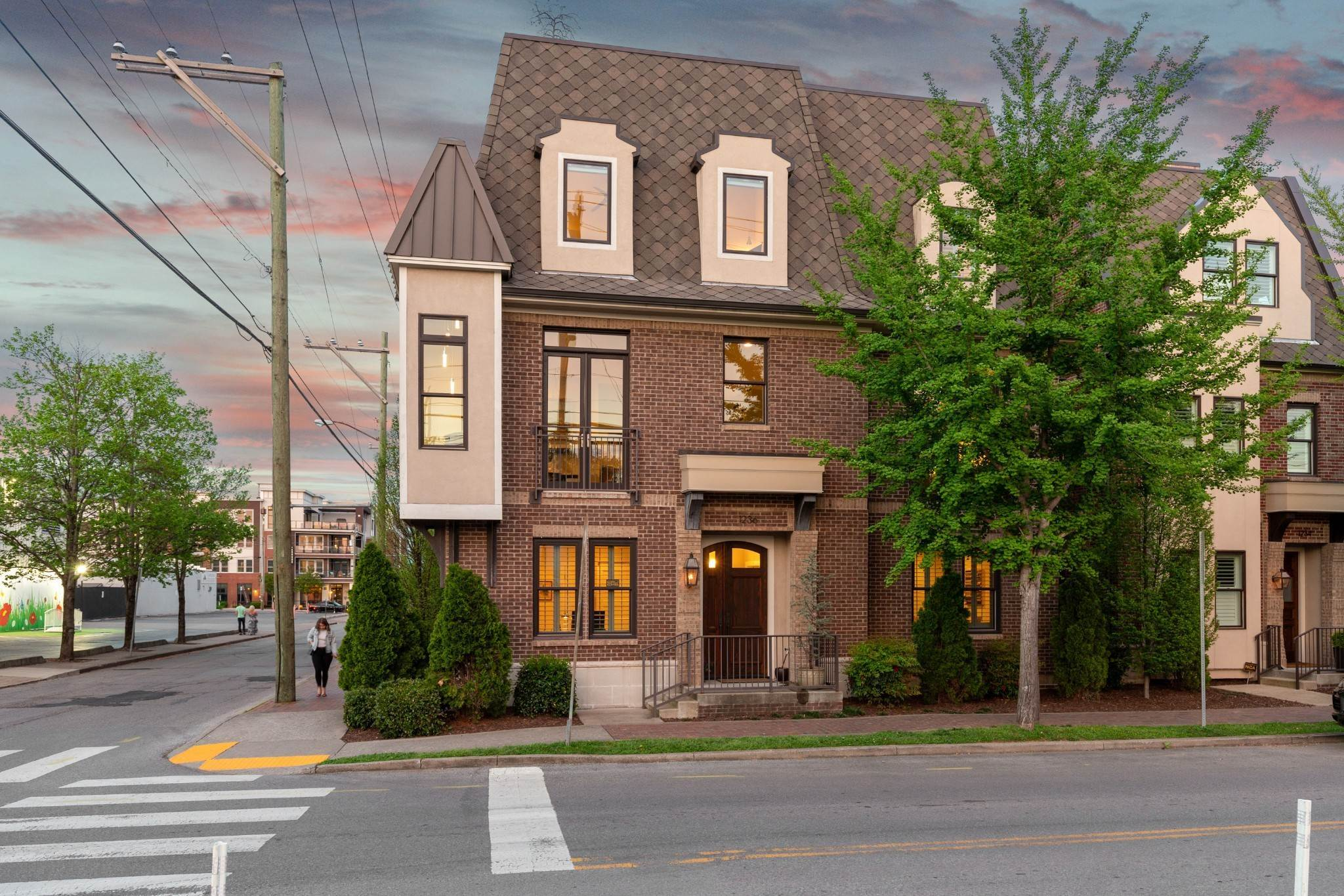 townhouses for Sale at 1236 5th Ave, N Nashville, Tennessee 37208 United States