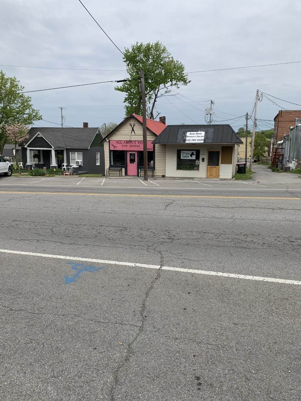 Commercial for Sale at 109 Cumberland Street Ashland City, Tennessee 37015 United States