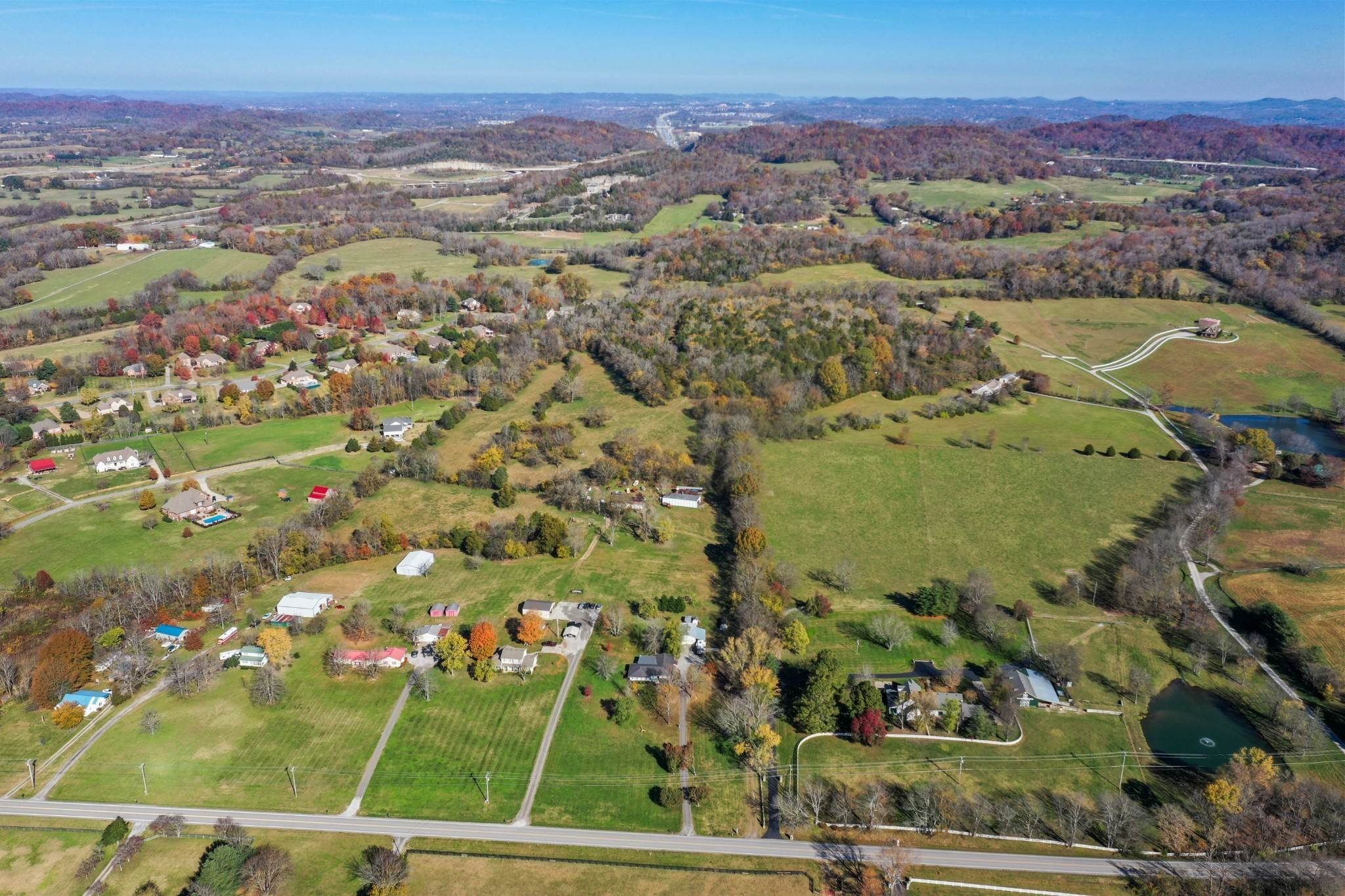 Farm for Sale at 4644 Harpeth Peytonsville Road Thompsons Station, Tennessee 37179 United States