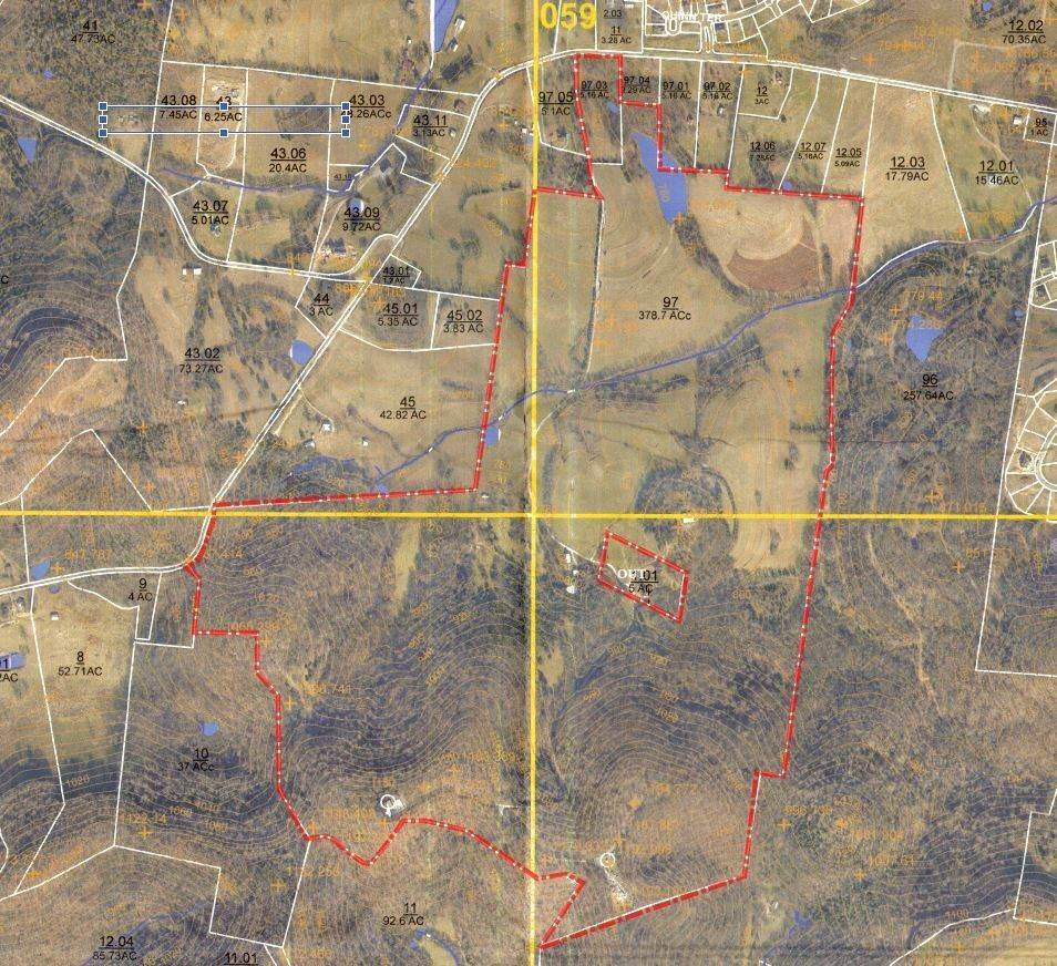 21. Land for Sale at 9621 Clovercroft Road Nolensville, Tennessee 37135 United States