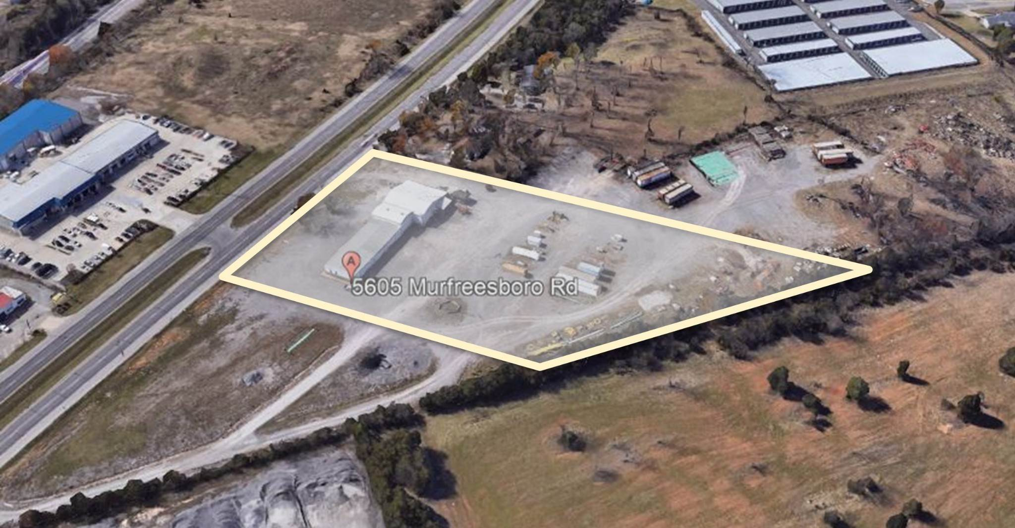3. Commercial for Sale at 5605 Murfreesboro Road La Vergne, Tennessee 37086 United States