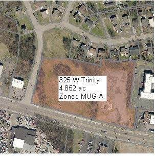 Land for Sale at 325 W Trinity Lane Nashville, Tennessee 37207 United States