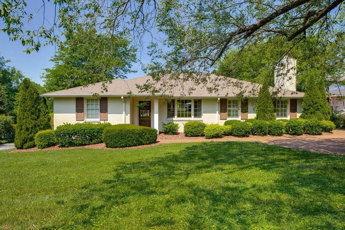 Single Family Homes at 4403 Hunt Place Nashville, Tennessee 37215 United States