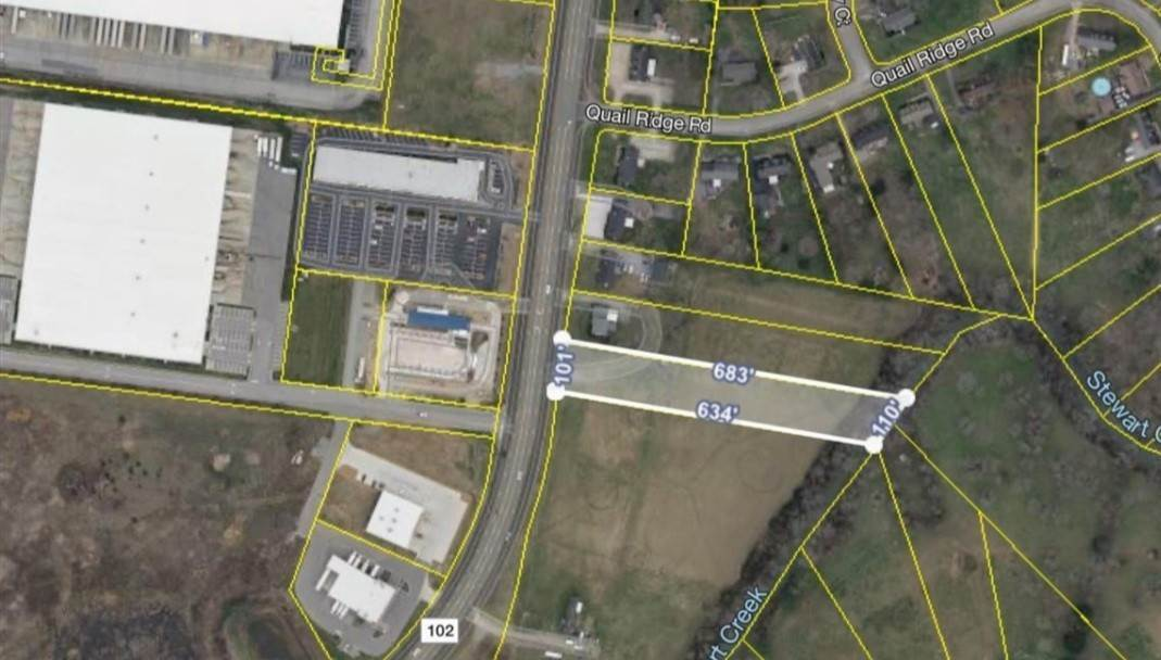Land for Sale at 1131 Almaville Road Smyrna, Tennessee 37167 United States