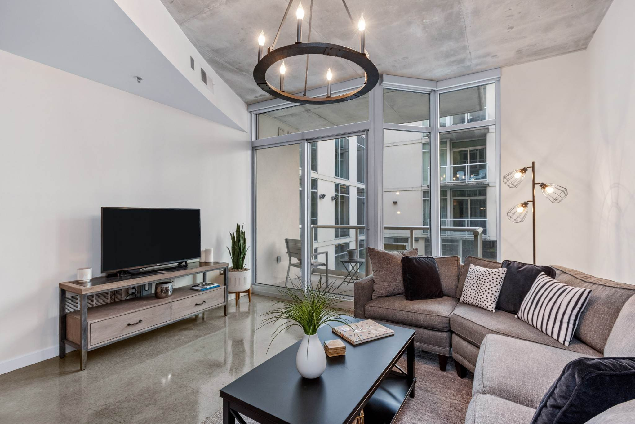 6. High Rise for Sale at 600 12th Ave S #521 Nashville, Tennessee 37203 United States