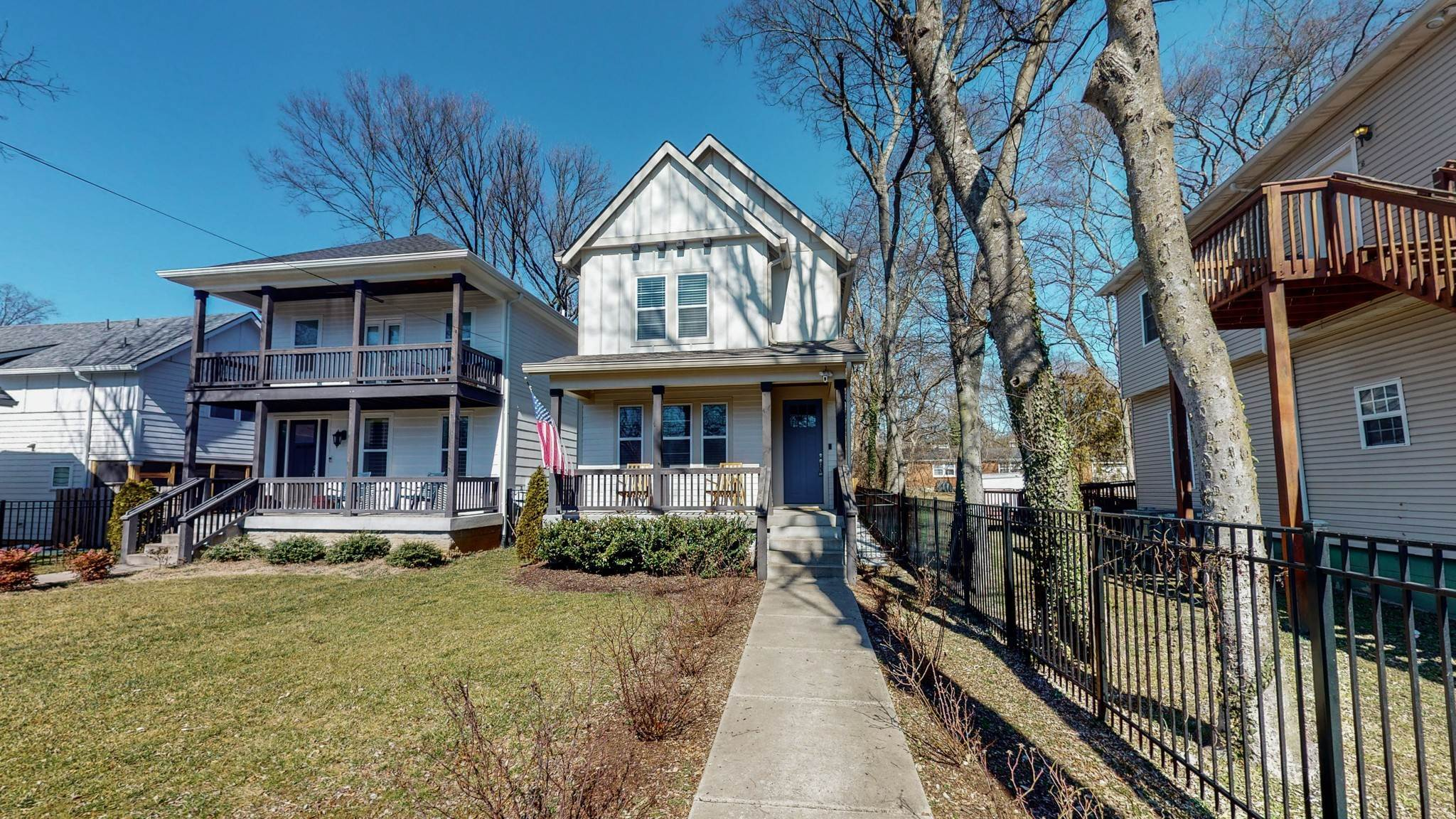 2. Single Family Homes for Sale at 1127b Chester Avenue Nashville, Tennessee 37206 United States