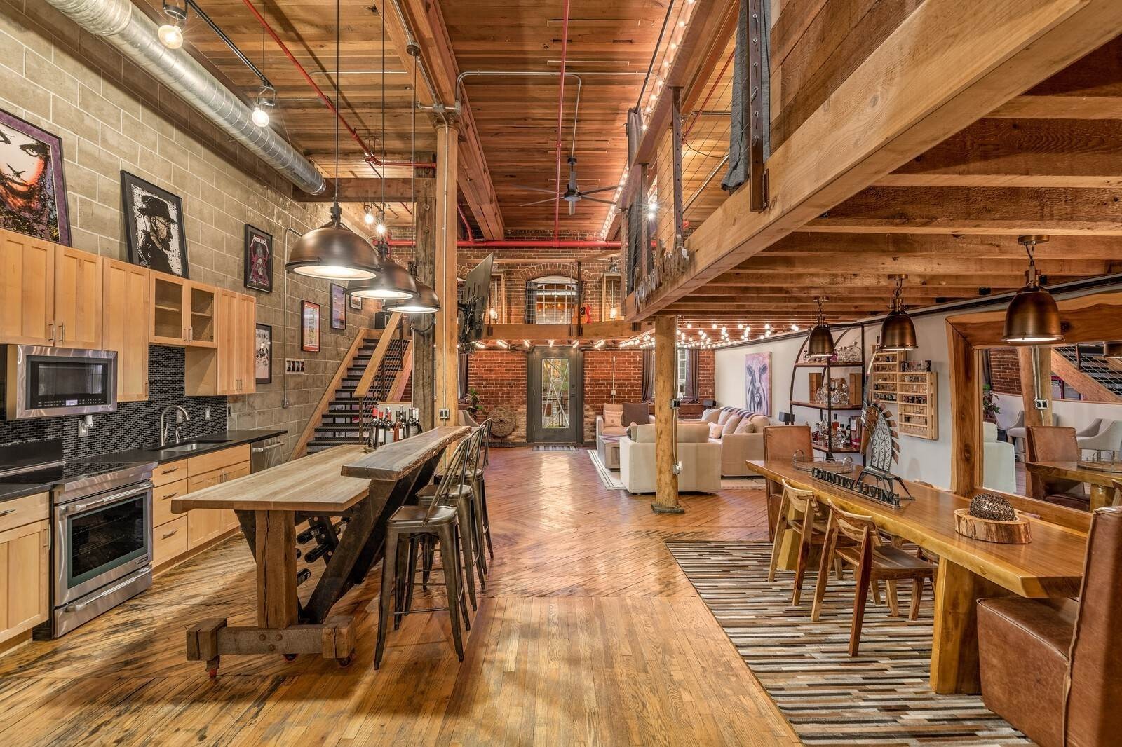 Lofts for Sale at 1400 Rosa L Parks Blvd #111 Nashville, Tennessee 37208 United States