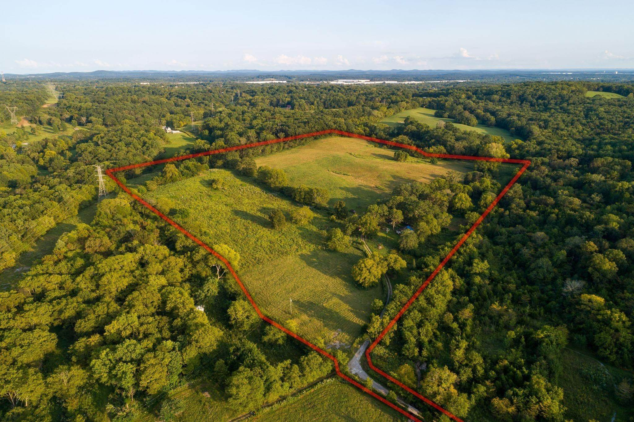 Land for Sale at 1723 Posey Hill Road Mount Juliet, Tennessee 37122 United States