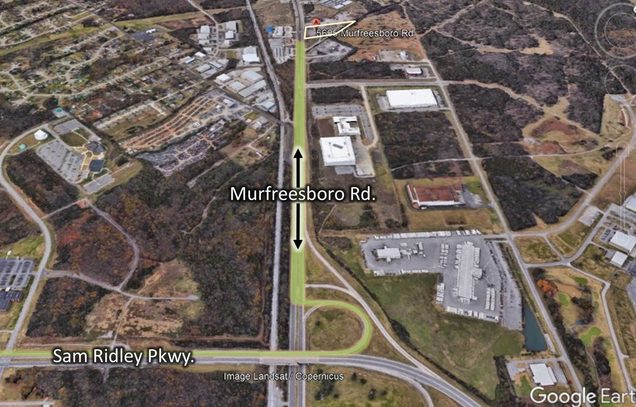 4. Commercial for Sale at 5605 Murfreesboro Road La Vergne, Tennessee 37086 United States