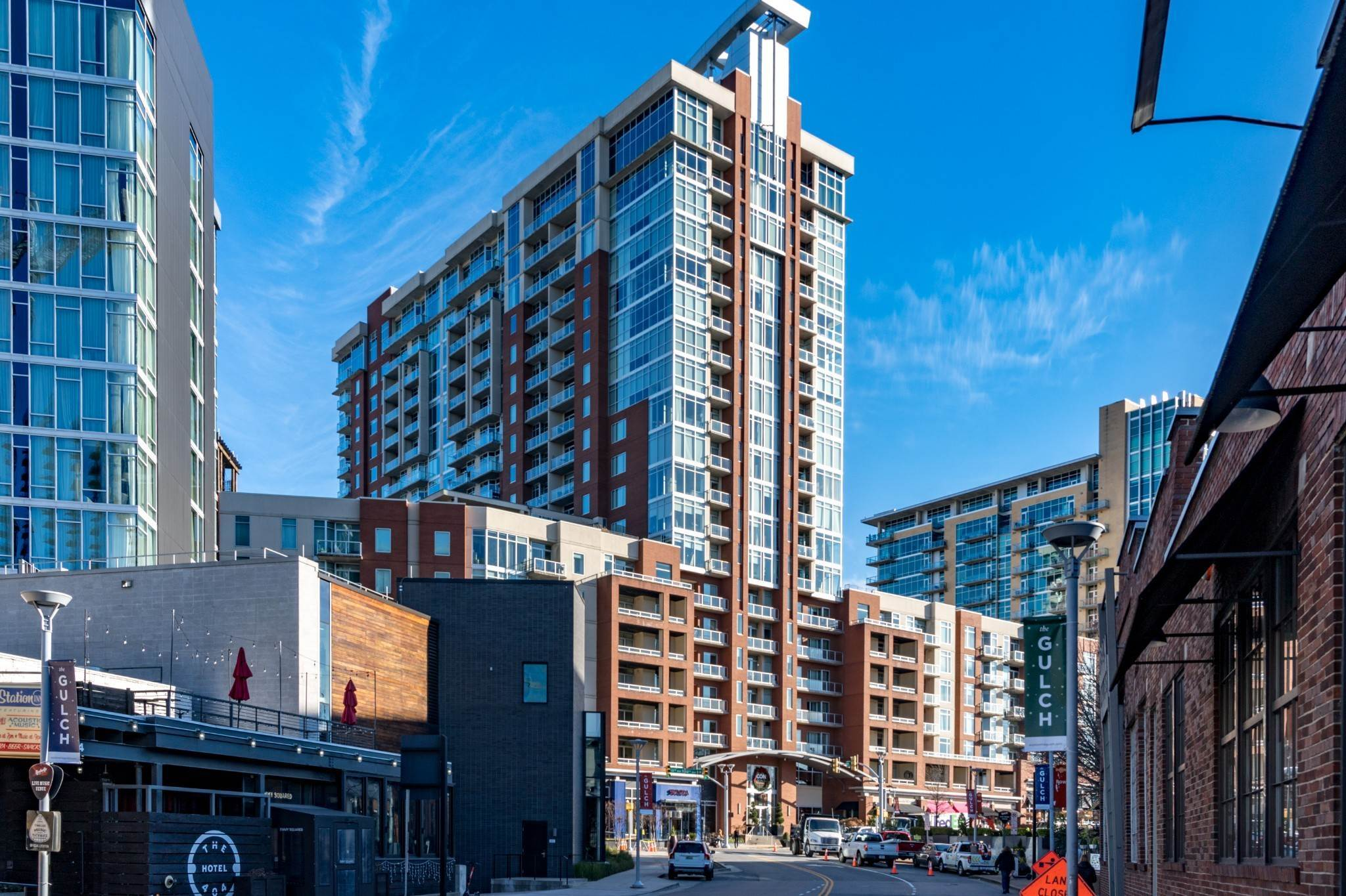High Rise for Sale at 600 12th Ave S #521 Nashville, Tennessee 37203 United States