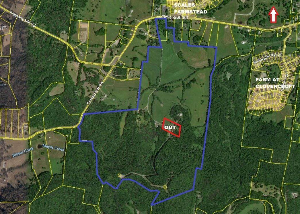 Land for Sale at 9621 Clovercroft Road Nolensville, Tennessee 37135 United States