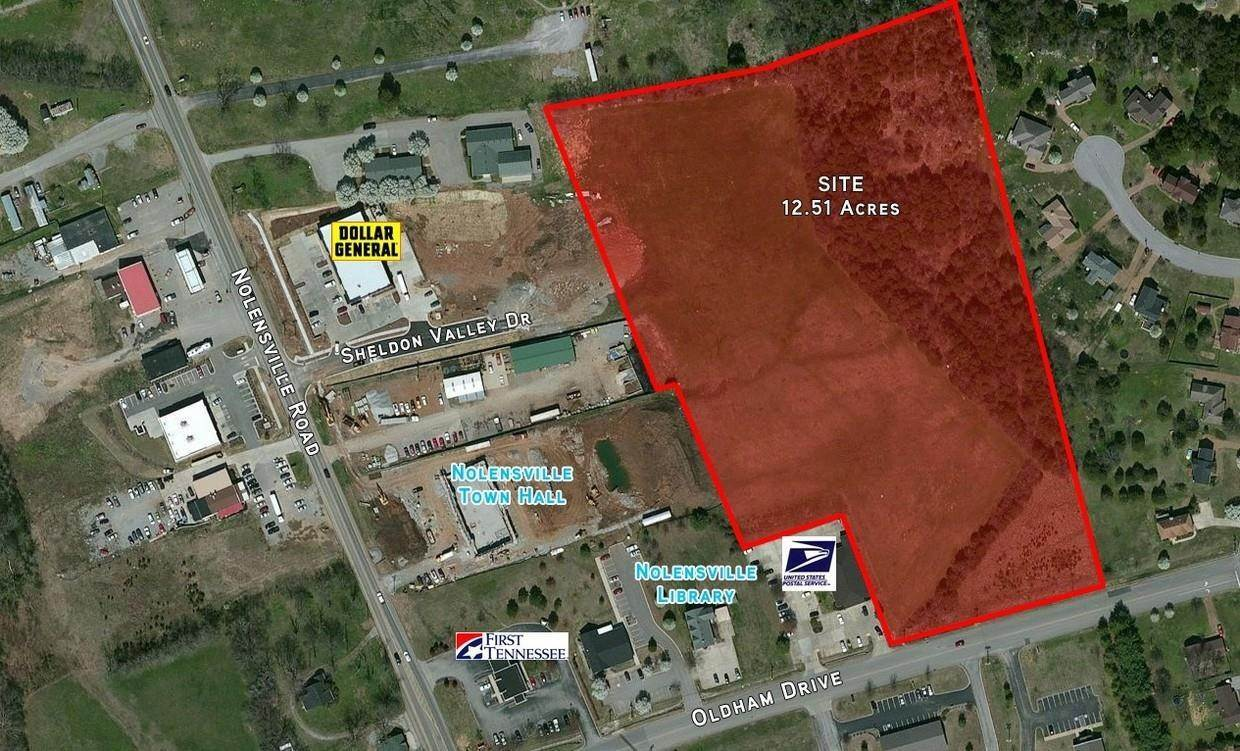 Commercial for Sale at Nolensville Road Nolensville, Tennessee 37135 United States