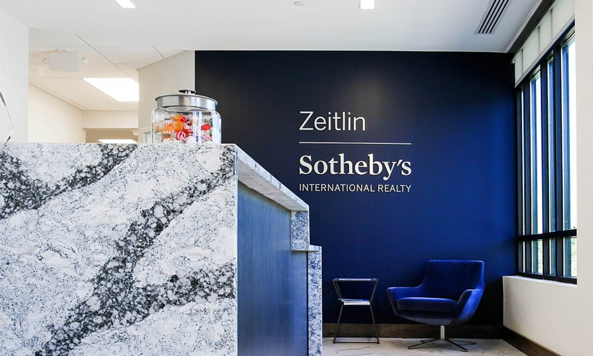 Office Zeitlin Sotheby's International Realty Photo