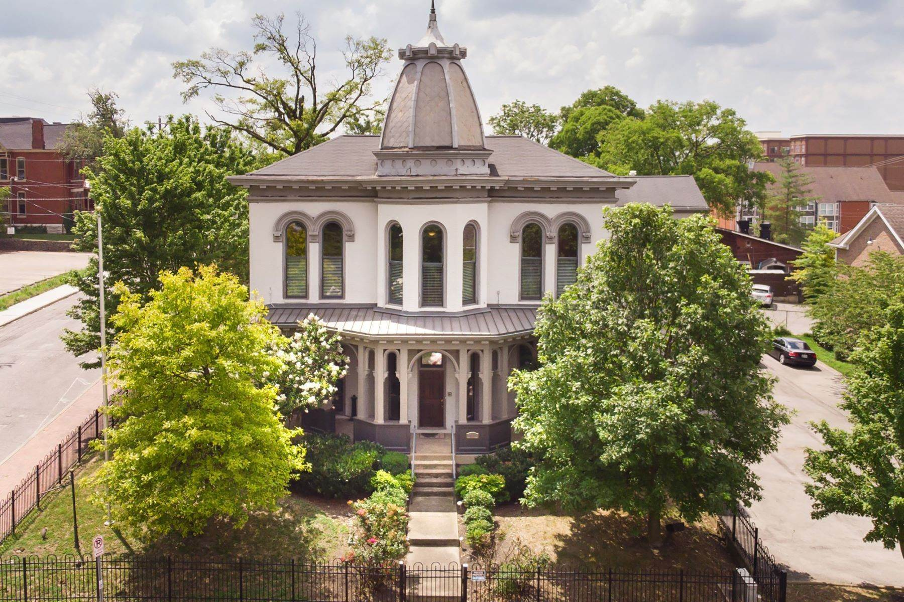 Single Family Homes for Sale at Historic Nashville Mansion 101 Lea Avenue Nashville, Tennessee 37210 United States