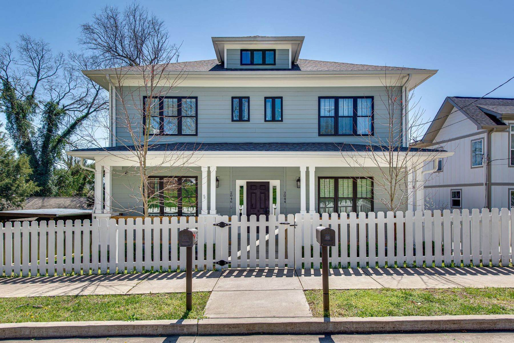 Single Family Homes for Sale at 2046 Straightway Avenue, Nashville, TN 37206 2046 Straightway Avenue Nashville, Tennessee 37206 United States