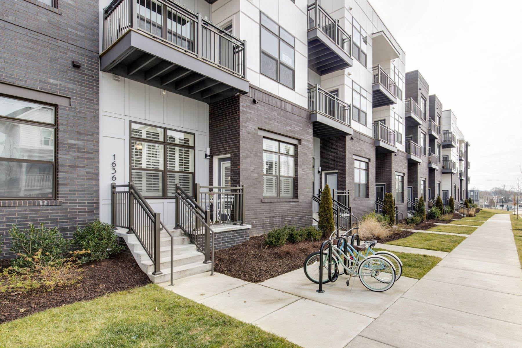 Condominiums for Sale at 1636 54th Ave N, Nashville, Tn, 37209 1636 54th Ave N Nashville, Tennessee 37209 United States