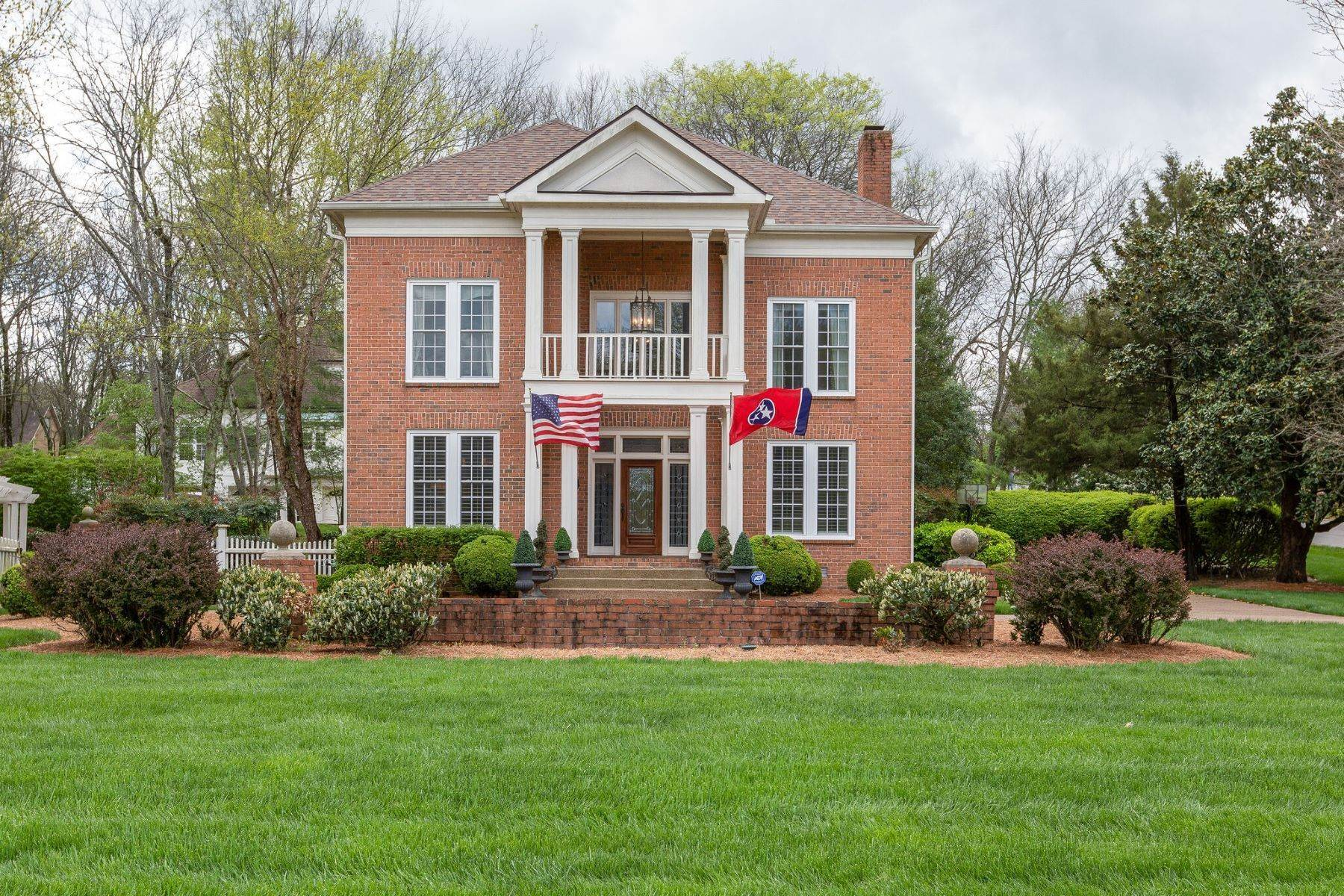 Single Family Homes for Sale at 9101 E Cambridge Ct, Brentwood, Tn, 37027 9101 E Cambridge Ct Brentwood, Tennessee 37027 United States